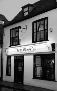 Smith-Milne office in Rickmansworth